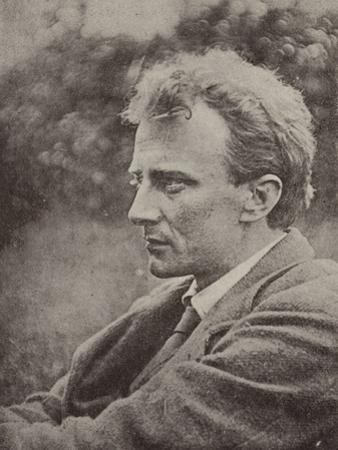 Edward Thomas, British Poet and Soldier