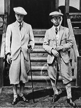 Edward VIII in Japan