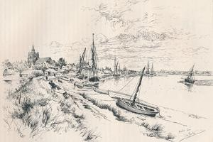 Maldon, Essex, C1879-1898, (1898) by Edward William Charlton