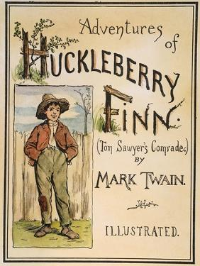 Huck Finn, 1885 by Edward Windsor Kemble