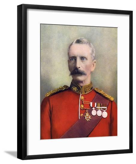 Edward Woodgate--Framed Giclee Print