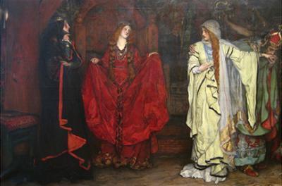 King Lear, Detail