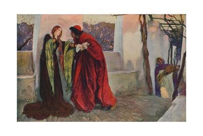 O Mistress Mine, Where Are You Roaming?, 1899, (c1915)