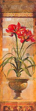 Rojo Botanicals IV by Edwin Douglas
