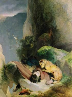 Attachment, 1829 by Edwin Henry Landseer