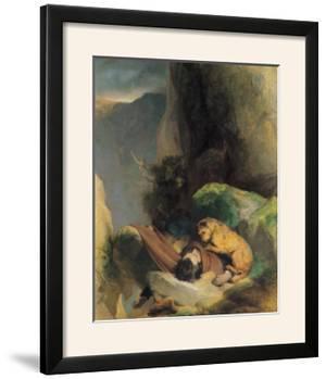 Attachment by Edwin Henry Landseer