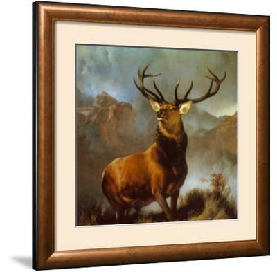 Monarch of the Glen by Edwin Henry Landseer