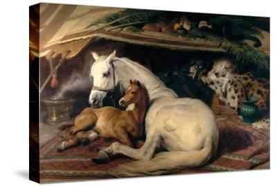 The Arab Tent, 1866 by Edwin Henry Landseer
