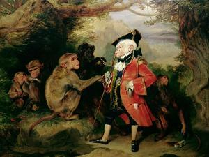 The Travelled Monkey, 1827 by Edwin Henry Landseer