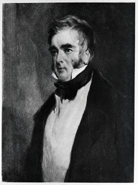 Viscount Melbourne by Edwin Henry Landseer