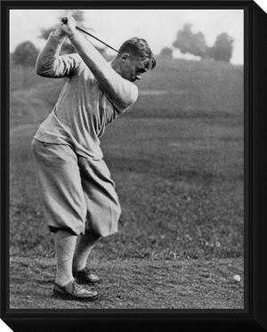 Bobby Jones, The American Golfer May 1932 by Edwin Levick