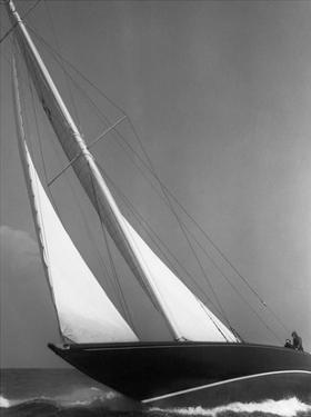 Ibis Yacht Cruising, 1936 by Edwin Levick