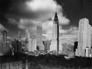 The Chrysler Building by Edwin Levick
