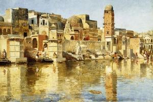 Muttra, 1888 by Edwin Lord Weeks
