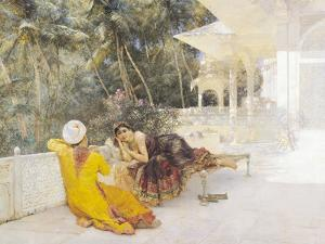 The Princess of Bengal, c.1889 by Edwin Lord Weeks