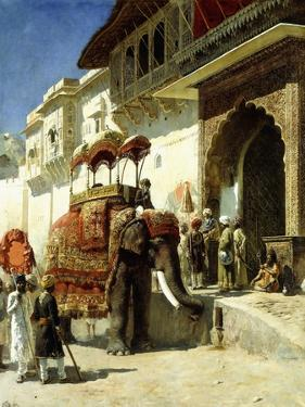 The Rajah's Favourite, 1884-89 by Edwin Lord Weeks