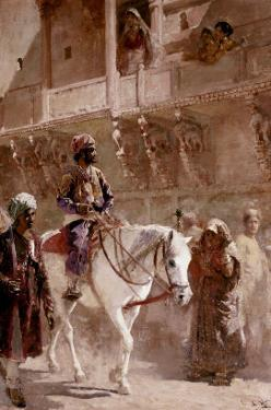 The Triumphal Procession by Edwin Lord Weeks