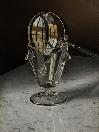 Magic Glasses, 1891 by Edwin Romanzo Elmer