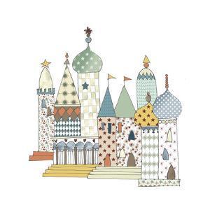 Aladin's Palace by Effie Zafiropoulou
