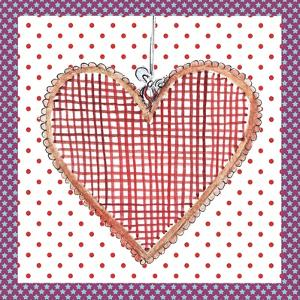 Christmas Heart by Effie Zafiropoulou
