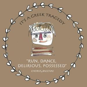 Greek Tragedy D by Effie Zafiropoulou