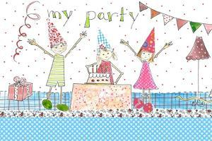 My Party by Effie Zafiropoulou