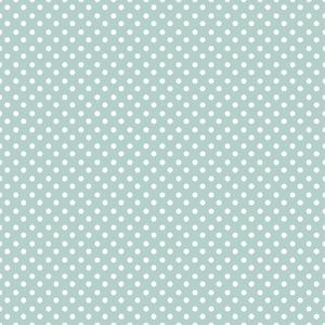 Pattern Baby Blue Dot by Effie Zafiropoulou