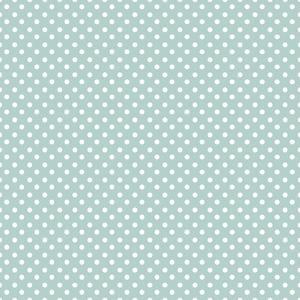 Pattern Baby Blue Dot by Effie Zafiropoulou