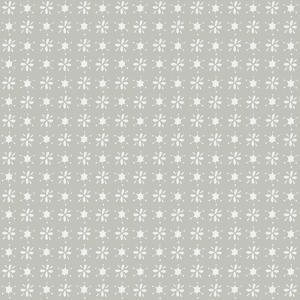 Pattern Grey Stars by Effie Zafiropoulou