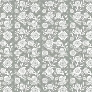 Pattern Winter Garden by Effie Zafiropoulou