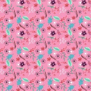 Pattern Winter Wonderland by Effie Zafiropoulou