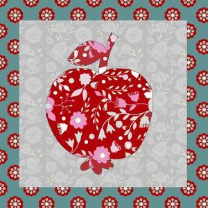 Pomegranate Charm by Effie Zafiropoulou
