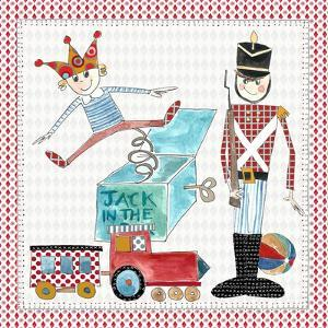 Tin Soldier - Square by Effie Zafiropoulou