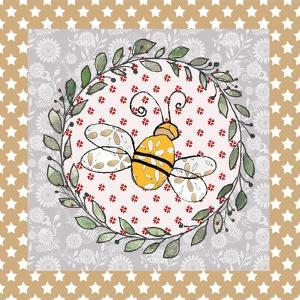 Xmas Bee by Effie Zafiropoulou