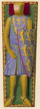 Effigy of William Longuespee, 1st Earl of Salisbury in Salisbury Cathedral