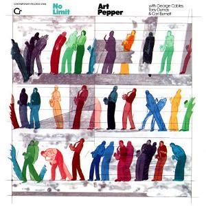 Art Pepper - No Limit by Efram Wolff