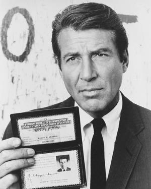 Efrem Zimbalist Jr. - The F.B.I.