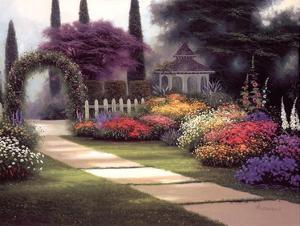 Garden Arbor by Egidio Antonaccio