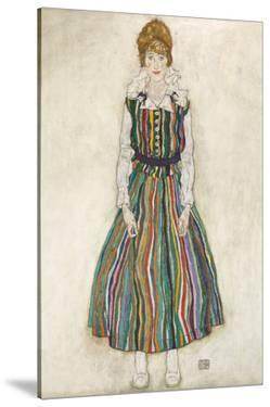 Portrait of Edith, 1915 by Egon Schiele