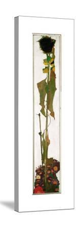Sunflower by Egon Schiele