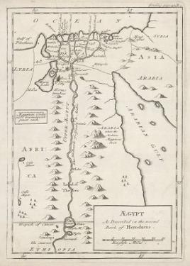 Egypt as Described by Herodotus