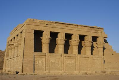 Egypt. Dendera. Temple Complex. Roman Birth House of Mammisi