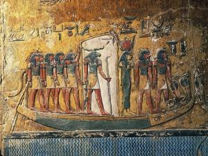 Egypt, Luxor, Ancient Thebes, Valley of Kings