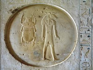 Egypt, Thebes, Luxor, Valley of the Kings, Tomb of Seti II