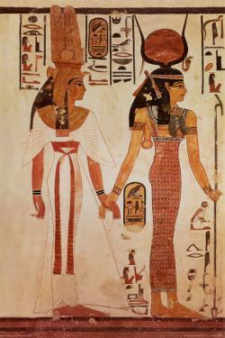 Egyptian Art, Nefertari