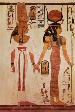 Egyptian Art, Nefertari