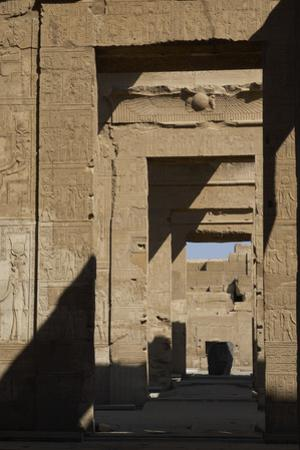Egyptian Art. Temple of Kom Ombo