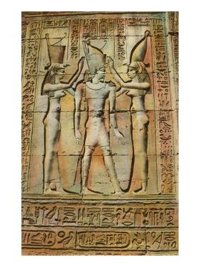 Egyptian Bas-Relief