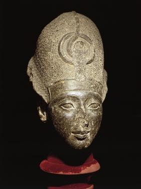 Egyptian Civilization, Head of Pharaoh Ramses II