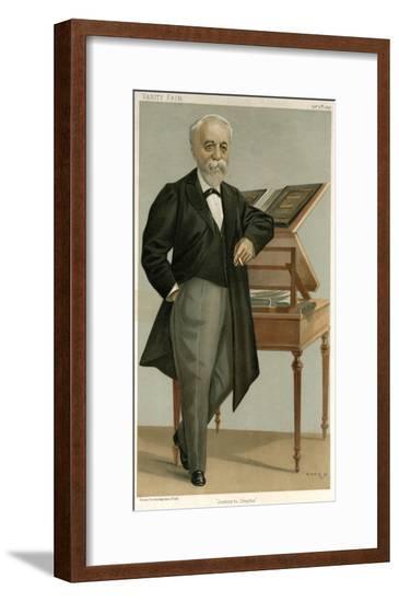 Eh Brisson, Vanity Fair--Framed Giclee Print